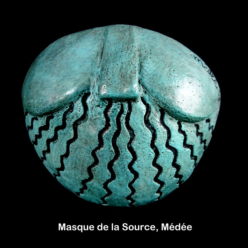 Masque de la source